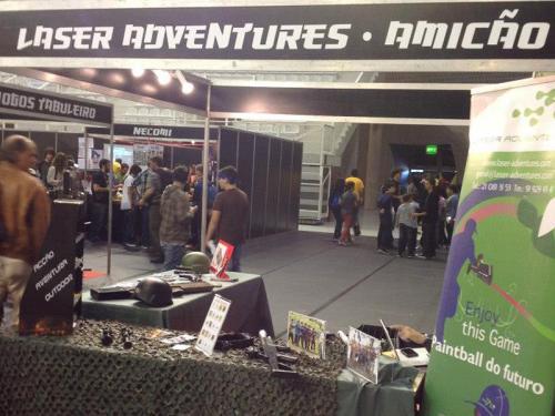 destaque Organização de Jogos em Eventos e Exposições