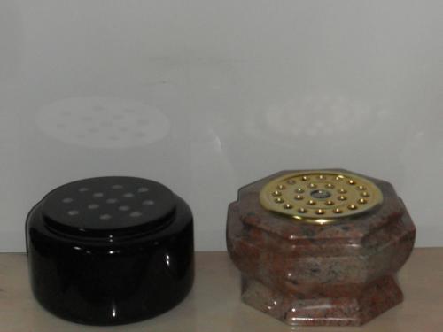 Vasos f�nebres em M�rmore
