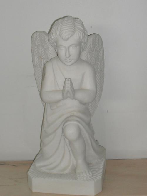 img-Anjo em Mármore