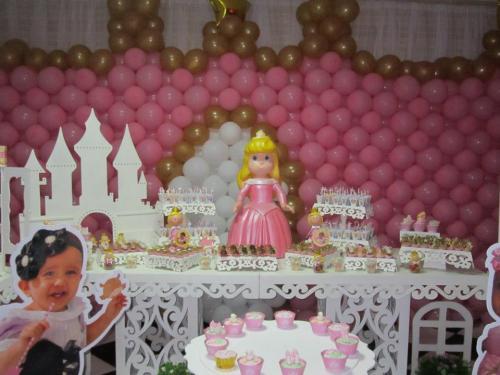 img-Decoração com balões para Batizados
