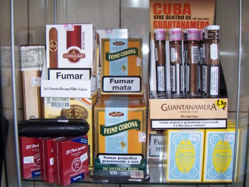 destaque Charutos e Cigarrilhas