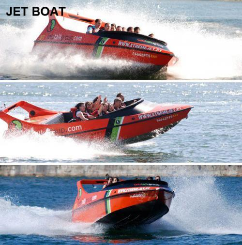 destaque JET BOAT, ADVENTURE TOURS, 25 MINUTES
