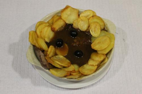 destaque Bife com Batata Frita