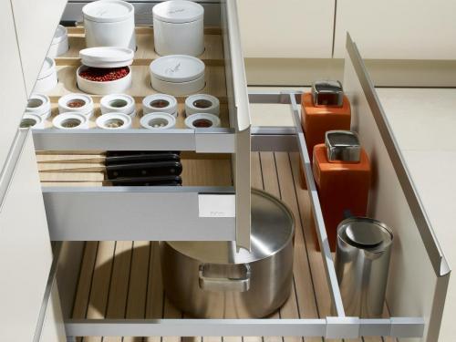 Kitchen storage esconcept luxury kitchen furniture and for 57 practical kitchen drawer organization ideas