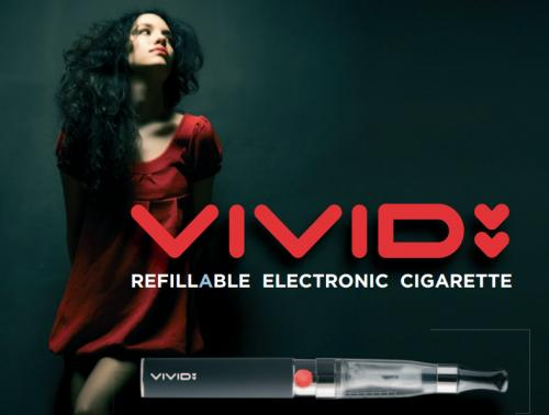 destaque Refillable Electronic Cigarette