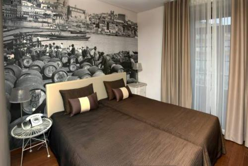 RIBEIRA DO PORTO HOTEL, QUARTO STANDARD DUPLO OU TWIN NO  ~ Quarto Casal Ou Twin Standard