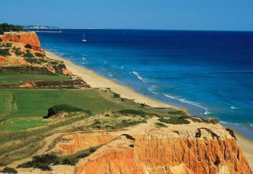 SITE DE TURISMO NA REGIÃO DO ALGARVE