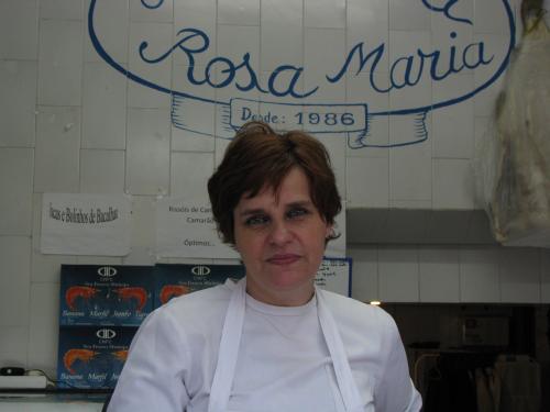 Peixaria da D. Rosa Maria