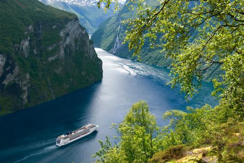 destaque Cruzeiro nos Fiordes da Noruega