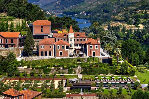 ALOJAMENTO NO SIX SENSES DOURO VALLEY