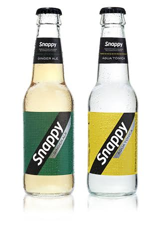 img-Snappy Ginger Ale / Água Tónica