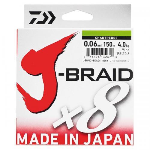 img-Linha Multifilamento Daiwa J BRAID X 8