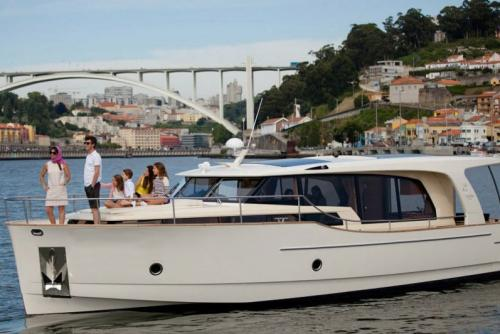 DOURO CRUISE, PRIVATE YACHT, 5 DAYS