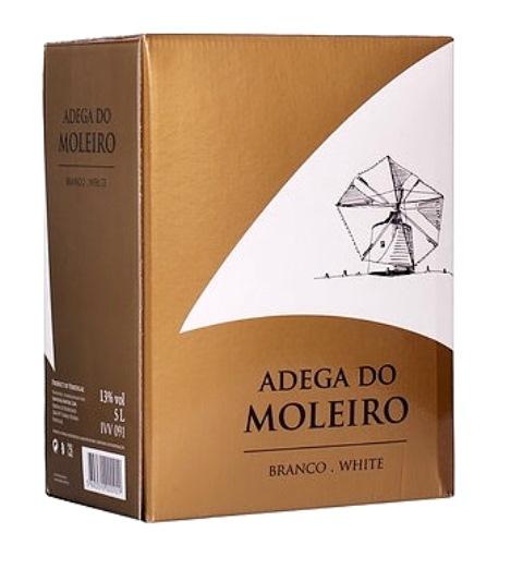 img-Vinho Branco Adega de Moleiro em Box de 5L