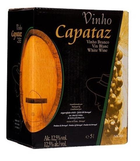 img-Vinho Branco Capataz em Box de 5L