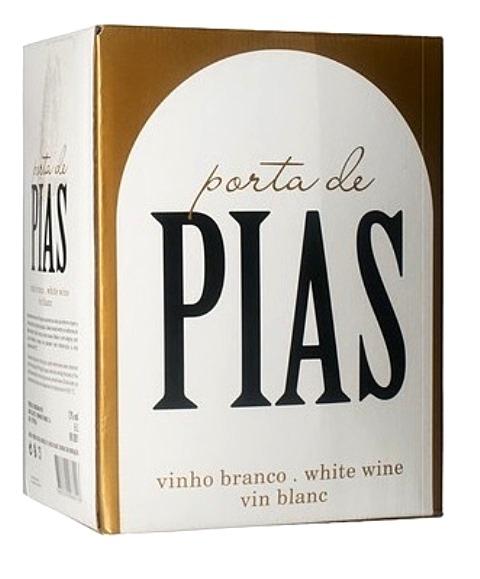 img-Vinho Branco Porta de Pias em Box de 5L