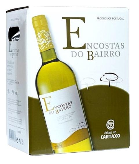 img-Vinho Branco Encostas do Bairro em Box de 5L
