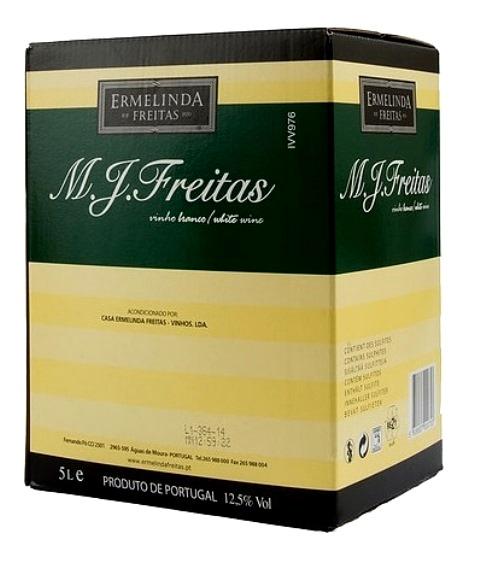 img-Vinho Branco M J Freitas em Box 5L