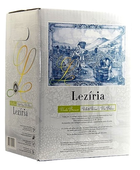 img-Vinho Branco Lezíria em Box de 5L