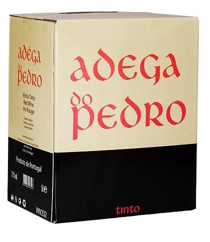 img-Vinho Tinto Adega do Pedro em Box 5L