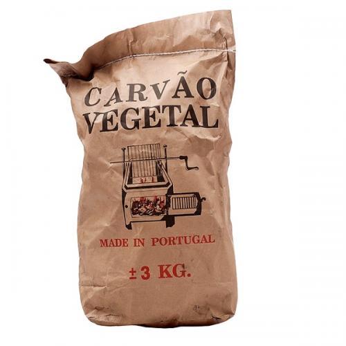 Sacos de carvão vegetal de 3kg