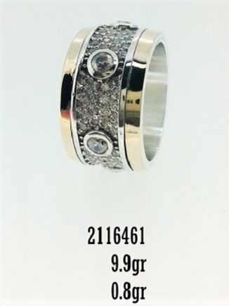 destaque  Anéis de Ouro e Prata