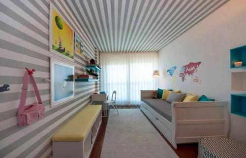 img-Mobiliário para decoração de quartos de crianças Oficina Rústica