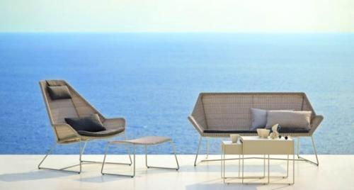 img-Mobiliário para decoração de exteriores Cane-line