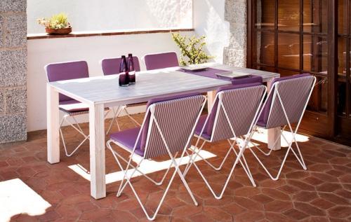 Mobili rio para decora o de exteriores calma 3decor for Mobiliario para exteriores