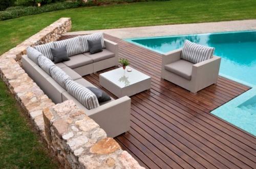 Mobili rio para decora o de exteriores tresi 3decor for Mobiliario para exteriores