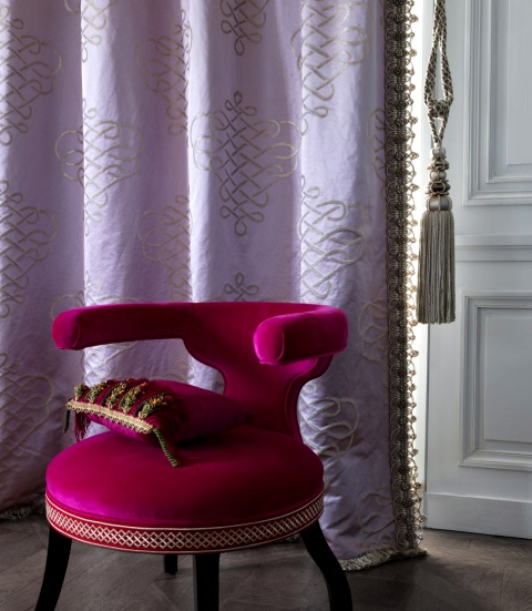 img-Tecidos para decoração e Passamanarias Houlès