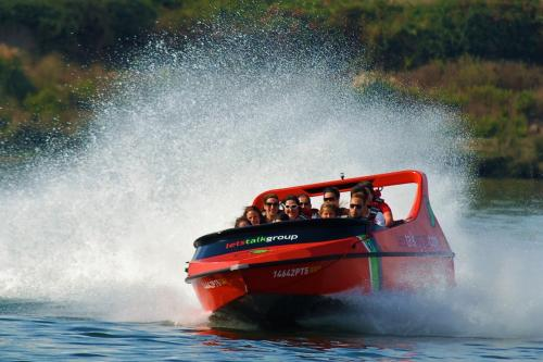 JET BOAT, RADICAL CRUISE IN DOURO