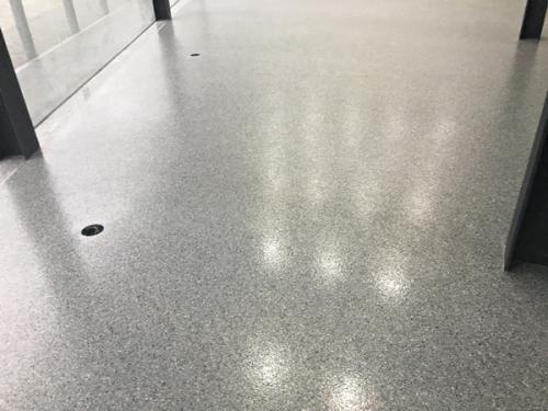 img-Execução de pavimento com aplicação de palheta