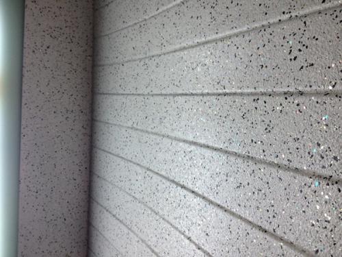 Aplicação de palheta em Bar parede e pavimento