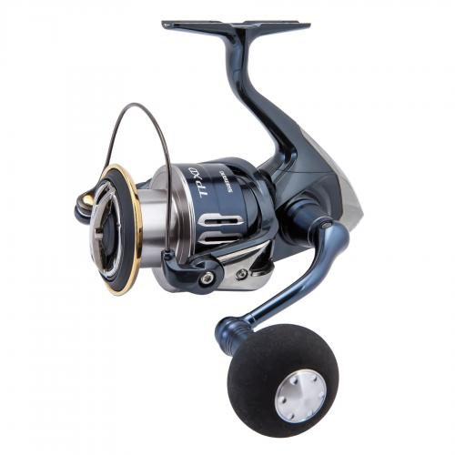 CARRETO Shimano Twin Power 4000 XD