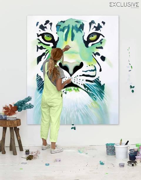 img-Telas pintadas à mão