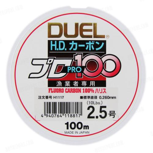 FIO DUEL JD PRO 100