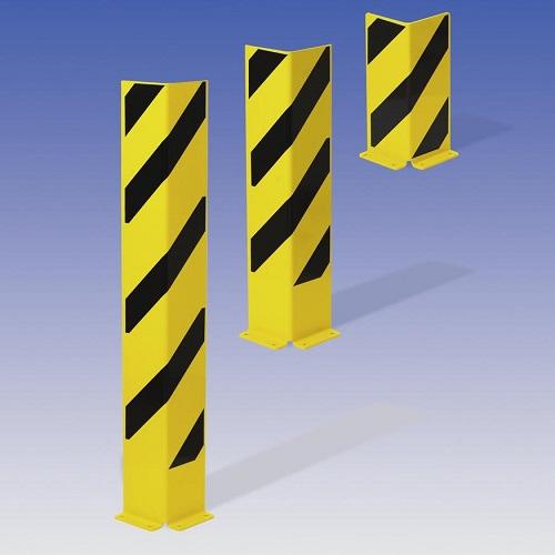 img-Proteção angular para embate, 1200 x 160 mm
