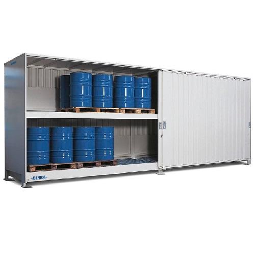 img-Armazém contentor modular para paletes de produtos químicos B