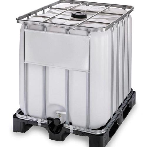 img-Contentor IBC para mercadorias perigosas em plástico