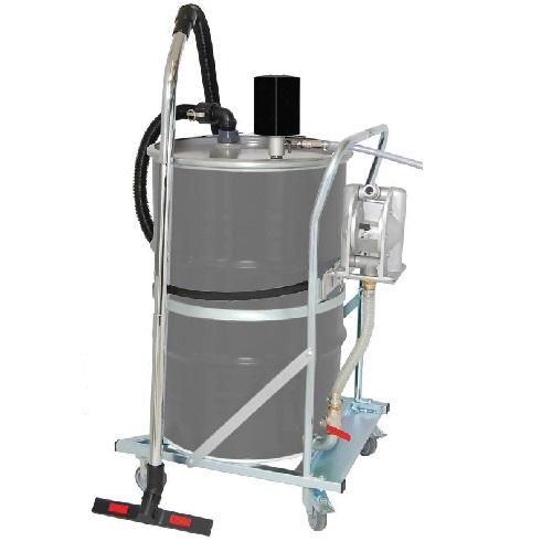 img-Aspirador de líquidos Pumpout com bomba venturi