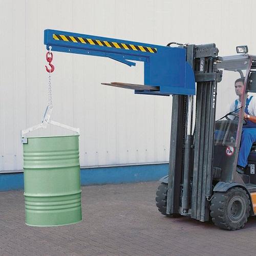 img-Braço para guindaste lacado, capacidade carga 2000 kg