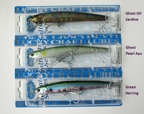 img-AMOSTRA LUCKY CRAFT LURES 130mm/21gr.