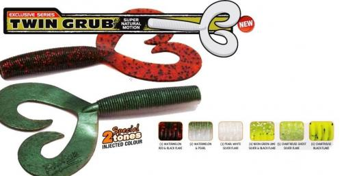 AMOSTRA Rapture twin grub 9.0cm