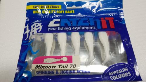 img-AMOSTRA CATCHIT MINNOW TAIL 70