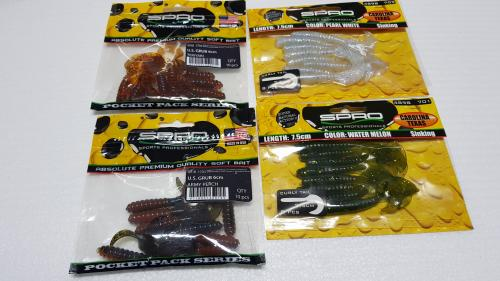 img-AMOSTRA SPRO ABSOLUTE PREMIUM QUALITY SOTF BAIT