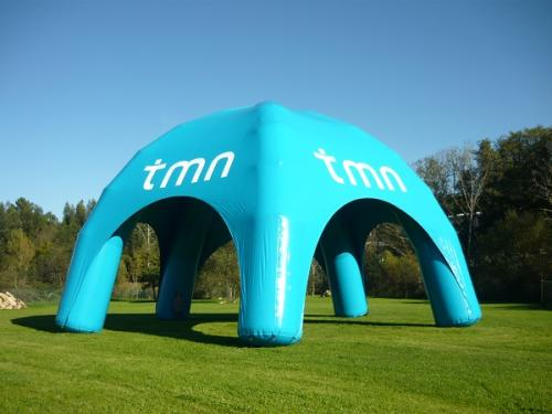 img-Tentes Igloo Gonflables à 5 jambes