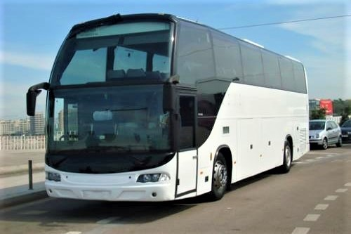 destaque Transporte de Autocarro