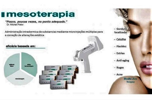 destaque Mesoterapia no Porto / Ermesinde