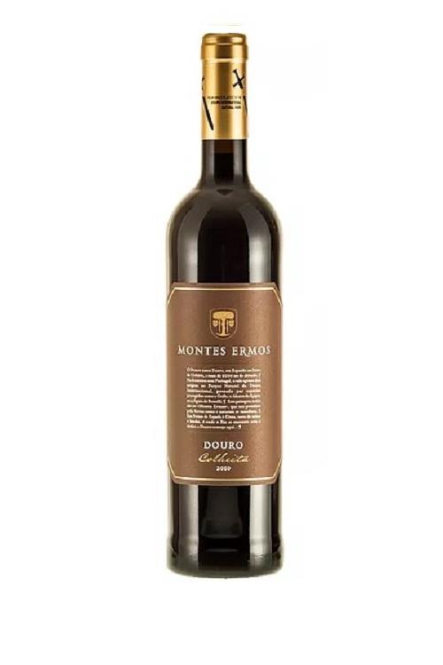 img-Vinho tinto Montes Ermos, Colheita